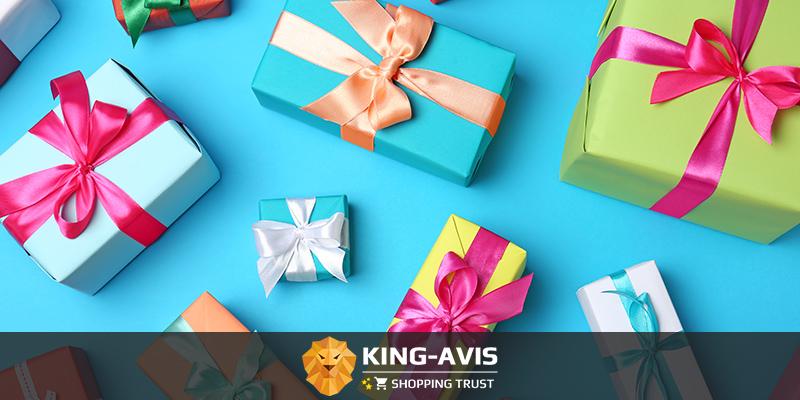 Cadeaux pour satisfaction clients