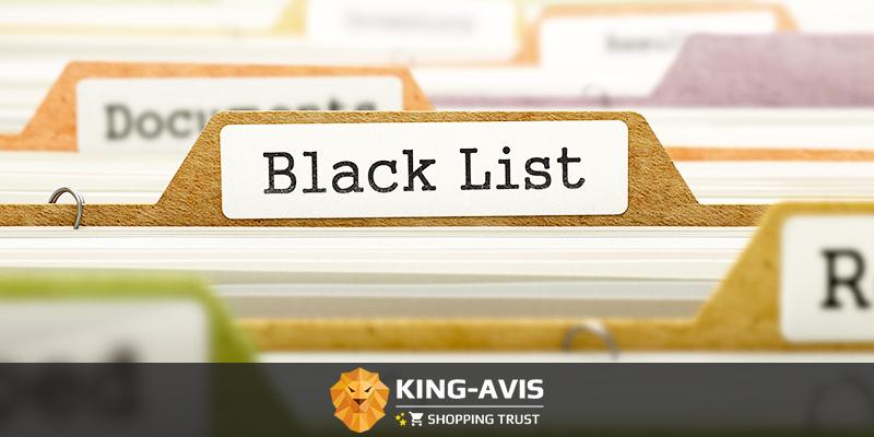 Blacklist Email