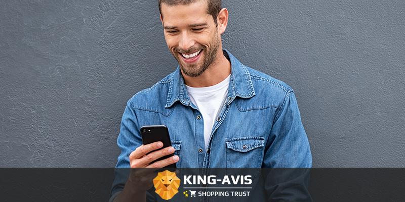 Avis clients sur mobile