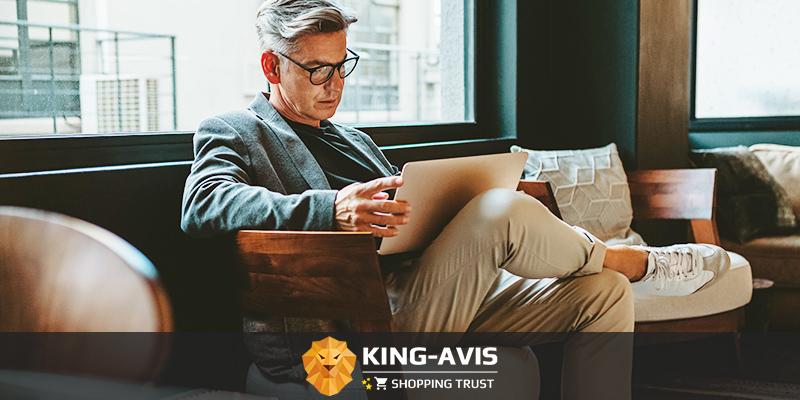 Nouveau sur King-Avis