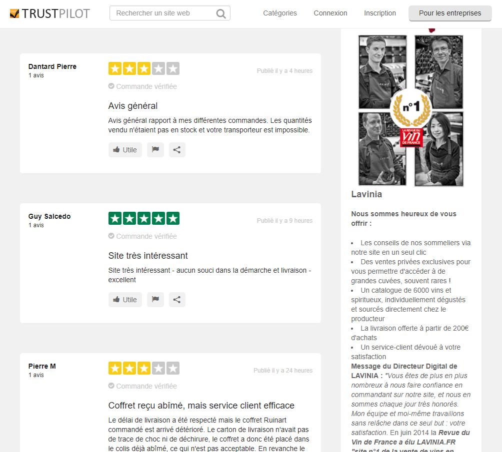Les français sont plus réceptifs à suivre les tendances / normes du e-commerce.