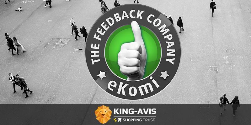 Récolte d'avis eKomi