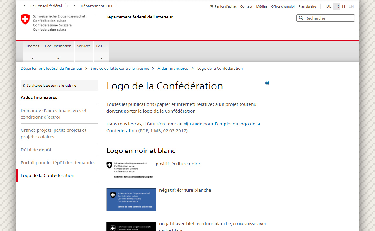 Confédération suisse