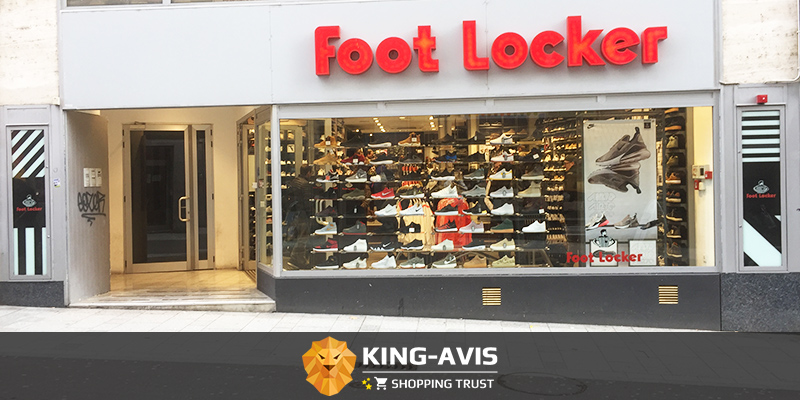 Foot Locker Lausanne