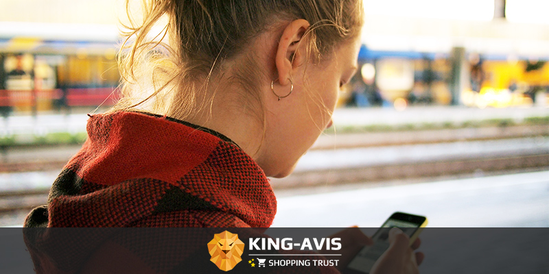 Amélioration du widget d'avis clients King-Avis sur mobile
