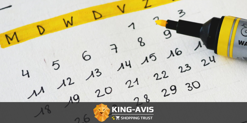 Roadmap King-Avis