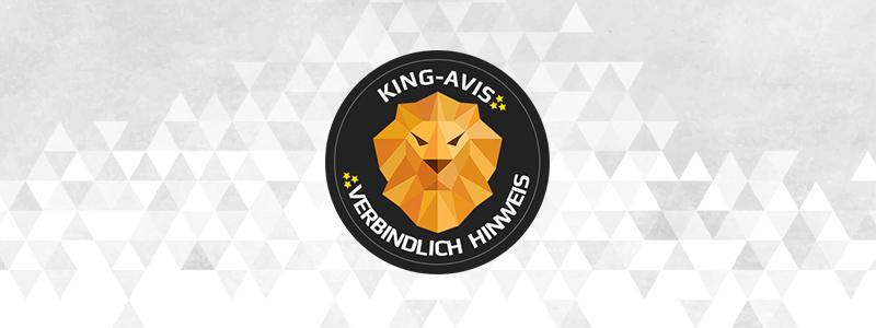 Festes Logo zur Kundenmeinung
